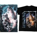 T Shirt LADY WARRIOR Tee Shirts LUIS ROYO Fantasy Guerrière Sexy et Monstre