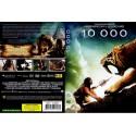 10 000 Dix Mille DVD Film Préhistoire Roland Emmerich Steven Strait Camilla Belle Cliff Curt