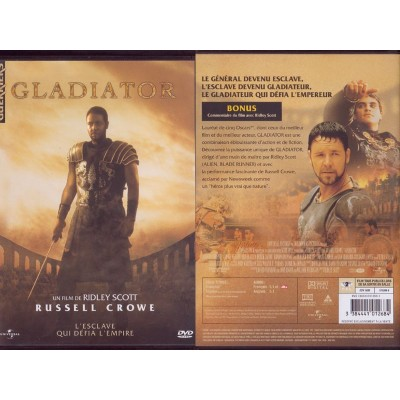 a review of the movie gladiator by ridley scott Fans of ridley scott's smash hit movie gladiator will be pleased to hear that gladiator 2 may one day be a reality plans for a sequel to the academy award- winning hit have been tossed about for a while, however nothing concrete has ever come to pass however, now according to director ridley scott,.