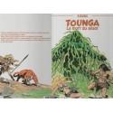 BD Tounga Bande Dessinée La Mort du Géant Préhistoire ou Science Fiction