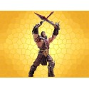 Lo´Gosh Figurine Héros Humain WARCRAFT Alliance Human Warrior HERO WOW
