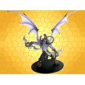 ILLIDAN STORMRAGE Demon Form Figurine WARCRAFT en Boite de Luxe Night Elf WOW