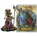 UNDEAD WARLOCK Figurine Articulée Warcraft Sorcier Mort Vivant WOW
