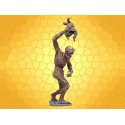 Figurine GRENDEL Statuette Articulée Monstre Légende Beowulf