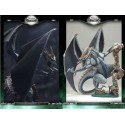 ETERNAL Dragon Clan Figurine Série 8 Statuette Dragons Articulés Mac Farlane :    ETERNAL Dragon Clan Figurine Série 8 Statuette Dragons Articulés Mac Farlane.   Impressionnant dragon en plastique peint qui...