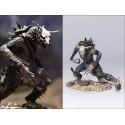 KOMODO Dragon Clan Série 3 Figurine Dragons Statuette Articulée Mac Farlane