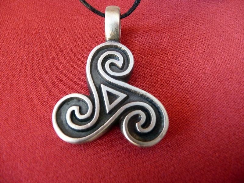 Bijoux celtes triskell