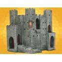 Forteresse Médiévale Château Fort Étagère Murale Fortin Support  Chevaliers Soldats :    Forteresse Médiévale Château Fort Étagère Murale Fortin Support Chevaliers SoldatsME3901.   Ce bel objet représente un...