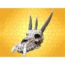Crâne Dragon Squelette Dragons Gothique Macabre Crânes Décoratifs Fantasy :    Crâne Dragon Squelette Dragons Gothique Macabre Crânes Décoratifs FantasyDOD346082.   Dimensions respectables pour ce crâne...