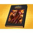 Classeur pour Cartes Onyxia Grimoire WOW Warcraft Boites de Rangement Carte de Jeu