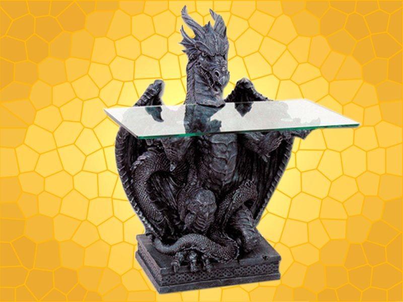 Dragon TableTable Dragon TableTable Mobilier Mobilier TableTable Basse Basse Basse Mobilier Dragon KJuTF1cl3