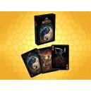 Jeu de Cartes Alchemy GOTHIC Black Series Set de 52 Cartes illustrées Gothiques Fantasy