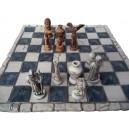 Échiquier Antiquité Jeu échecs Antique Chess Grèce Rome Mythologie Antiquité