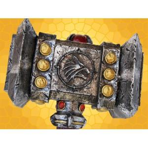 Doomhammer Warcraft Marteau du Destin Thrall Guerre Arme Légendaire WOW